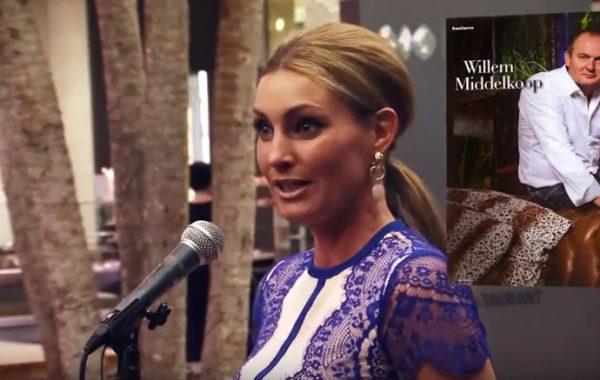 Lancering Belafonte Luxury magazine
