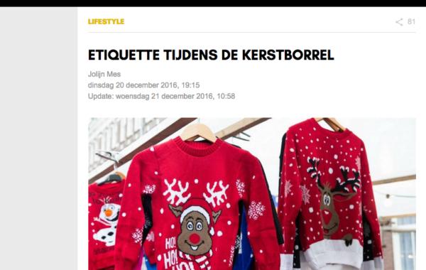 BNR Nieuwsradio – 20 december 2016