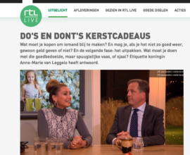 RTL LIVE – 22 december 2016